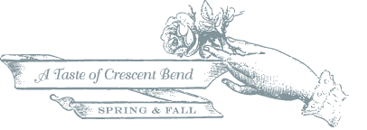 a taste of crescent bend